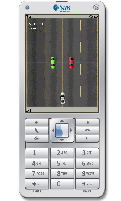Mobile Car Game